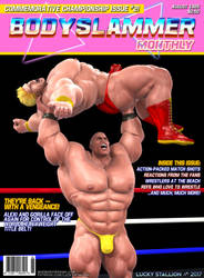Bodyslammer Monthly (Promo #2) by lucky-stallion