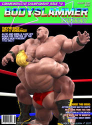 Bodyslammer Monthly (Promo #4) by lucky-stallion