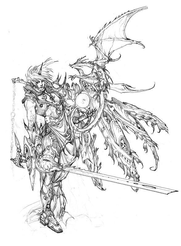 .moon.fighter..sketch. by noah-kh