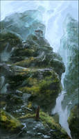 .waterfall. by noah-kh