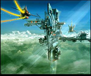 Aerial Tanker by noah-kh