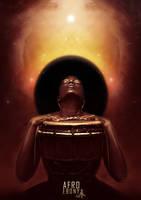 Afro Ebony by avid971