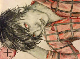 Marshall Lee, The Vampire King by iloveavpm
