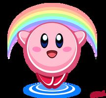 Kirby by CRAZ1
