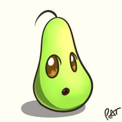 Pear by CRAZ1