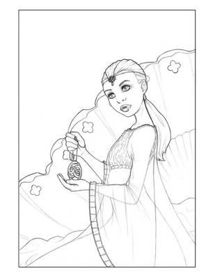 Childlike Empress by SerenaGuerra