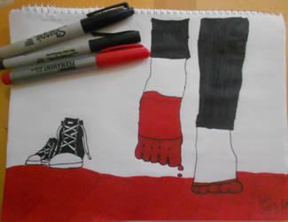 quita las sandalias de tus pies by pato11chavz
