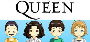 Queen by JackHammer86