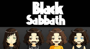 Black Sabbath by JackHammer86