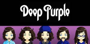 Deep Purple by JackHammer86