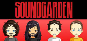Soundgarden by JackHammer86