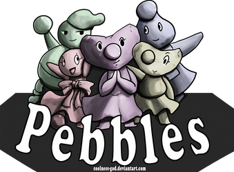 Pebbles - Steven Universe by COOLness-God