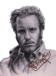 Richard Dreyfuss by RodgerHodger