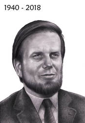Gary Kurtz   1940 - 2018 by RodgerHodger
