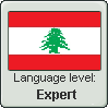 GIFT: Lebanon language expert by EnchantingUnixFairy