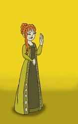 RotBTFD Next Gen: Princess Anna (Color) by Kiwi-R