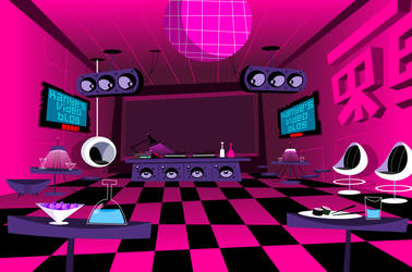 UniverseCity Club by riddsorensen
