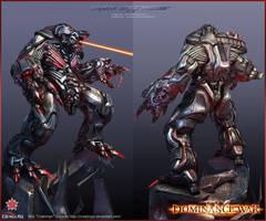 DWIV winning pose by Crashmgn