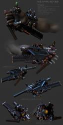 weapon set 2 by Crashmgn