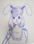 Carrot - OnePiece  by Littlekitykat