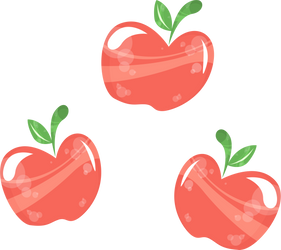Applejack Cutie Mark by Zaeinn