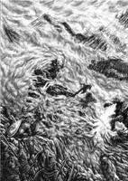 Gothmog Strikes Fingon Down by Tulikoura