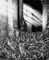 Battle for Moria by Tulikoura