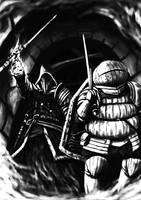 Dark Souls - Jolly Cooperation by Tulikoura