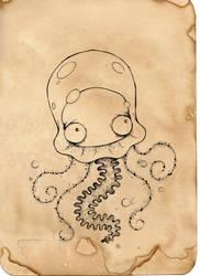 Sheldon: the jellyfish by UMINGA