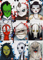 star Wars Galaxy 5  set 11 by UMINGA