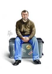 Suitcase Mood by RezoKaishauri