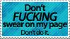 Swear Stamp by KillboxGraphics