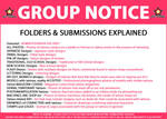 Group Notice by KillboxGraphics