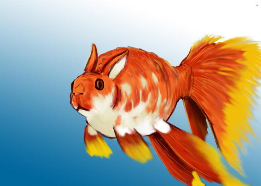BunnyFish by SlavicWolf