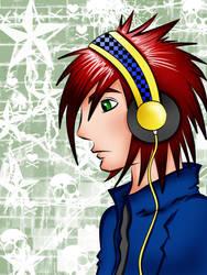 Music Is My Addiction by DarkGeisha22