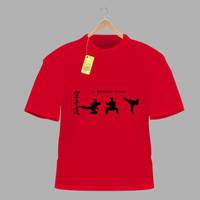 Karate Tshirt by veronikaBIS