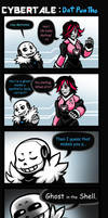 Cybertale: dat pun tho by APEX-Knight