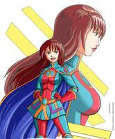 Ebonivor (Daughter of the Rainbow) by RedJoey1992