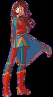 Ebonivor The Daughter of the Rainbow by RedJoey1992