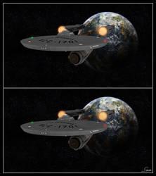 Enterprise by celticarchie