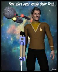 Captain Jack Fredricksen by celticarchie