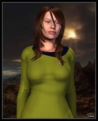 Starfleet Heartbreaker by celticarchie