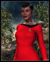 Lt Robyn Fenanna by celticarchie