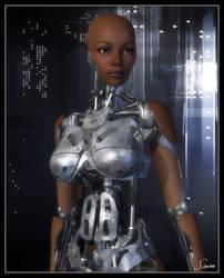 Robo-Sapien by celticarchie