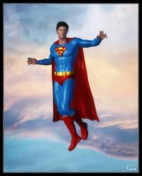 Superman by celticarchie