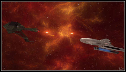 There's A Klingon In My Boot by celticarchie