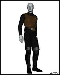 Klingon Details by celticarchie