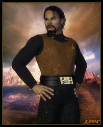 Commander Morq by celticarchie