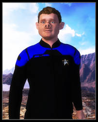 Ensign Toac by celticarchie