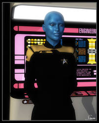 Ensign Quox by celticarchie